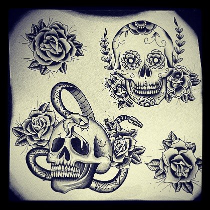 Tatto Studios on Portfolio Art   Avail Tattoo Studio